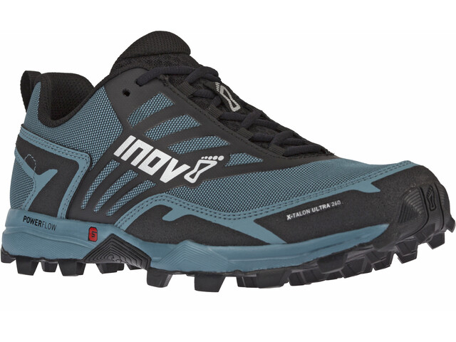 inov-8 X-Talon 260 Ultra Zapatillas running Mujer, blue grey/black
